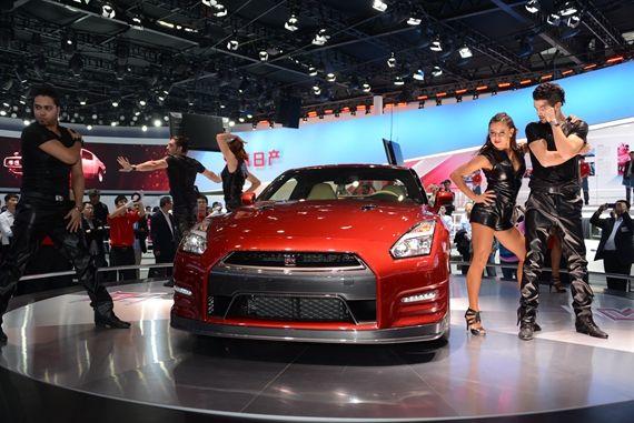 2015款GT-R上市 售158-168万元