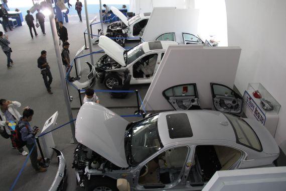 拆车坊第23期发布 奔驰C/宝马3/奥迪A4L拆解引爆广州车展