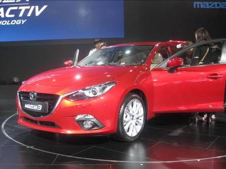 """全新Mazda3""(欧洲规格)"