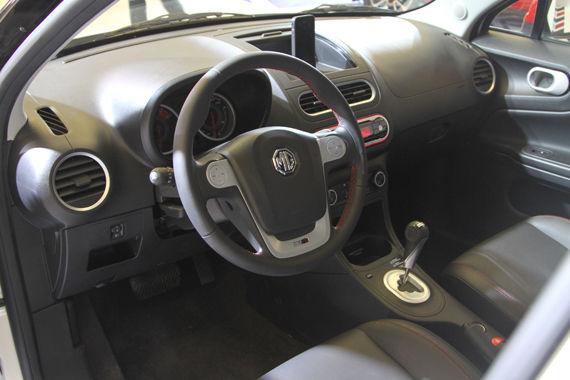2014款MG3欧洲版