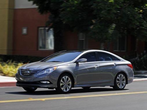 第五名 Hyundai Sonata