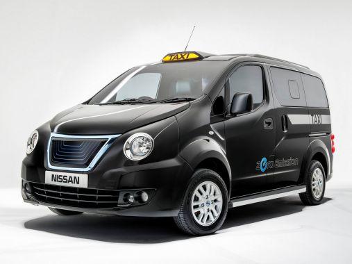 Nissan e-NV200 London Taxi 01