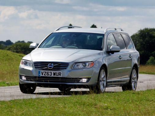 第一名 Volvo V70