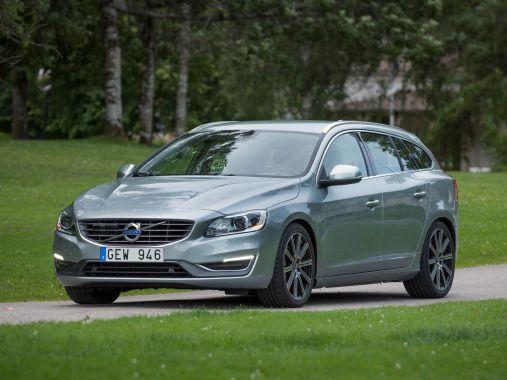 第三名 Volvo S V60