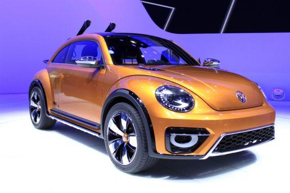 新款大众甲壳虫Dune概念车