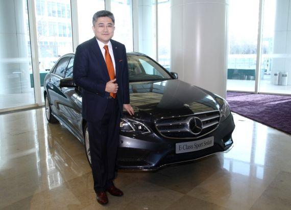 北京梅赛德斯-奔驰销售服务有限公司销售与市场执行副总裁段建军
