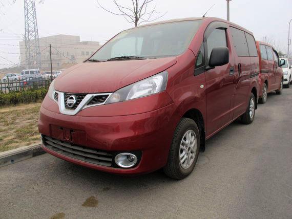 郑州日产NV200 CVT