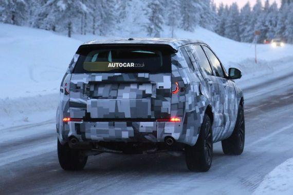 Land Rover Freelander Spy 06