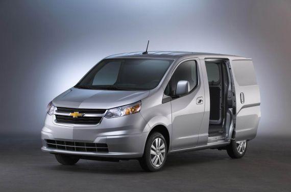 Chevrolet City Express 2014 02