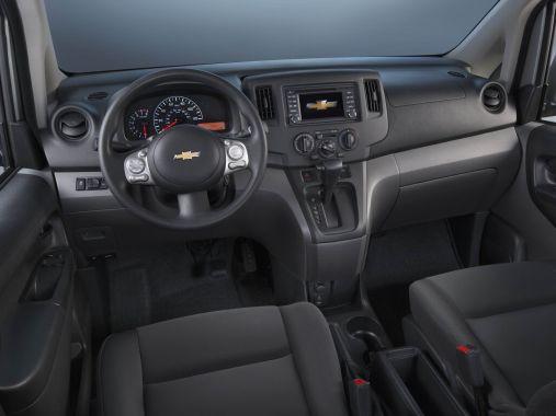 Chevrolet City Express 2014 08