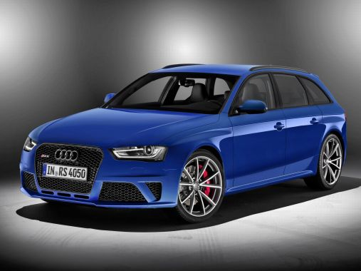 奥迪RS4 Avant Nogaro Selection限量纪念版 1