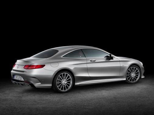 Mercedes-Benz S-Class Coupe 15