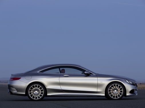 Mercedes-Benz S-Class Coupe 11