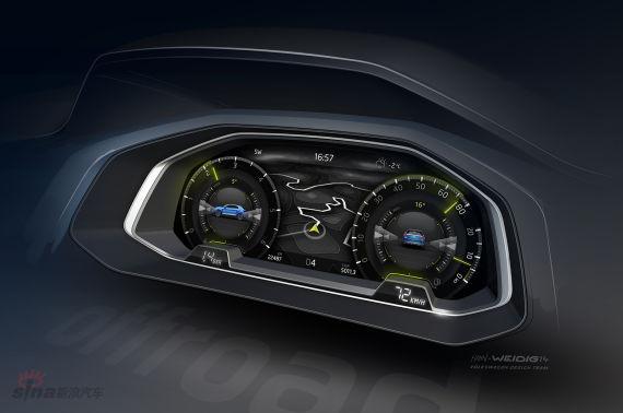 Volkswagen T-Roc Concept 06