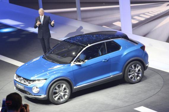 Volkswagen T-Roc Concept Live 01