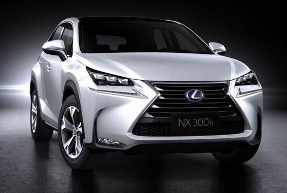 Lexus NX Official