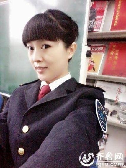 最美公交女司机:石晓燕