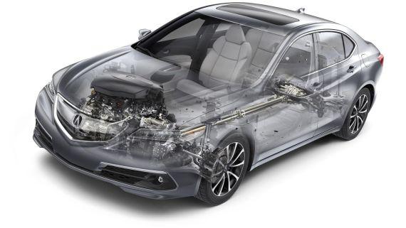 Acura TLX 32