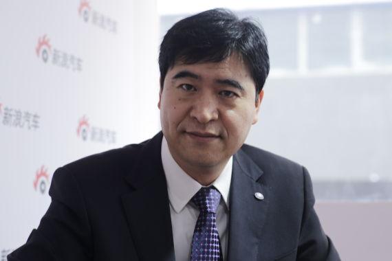 天津一汽销售公司副总经理党仁