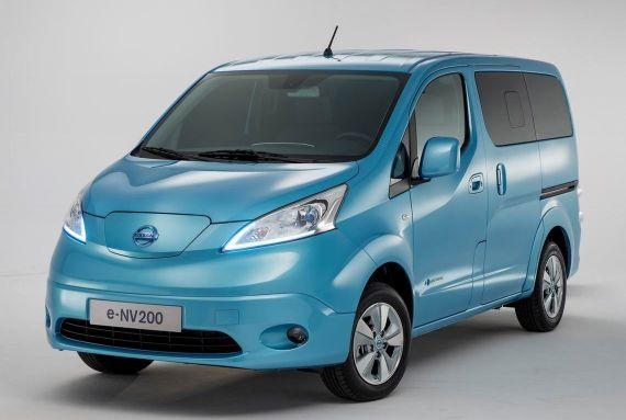日产e-NV200电动车