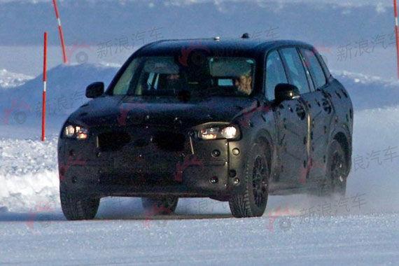 沃尔沃全新第二代XC90中型豪华SUV