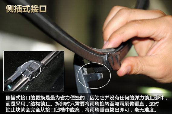 侧插式接口