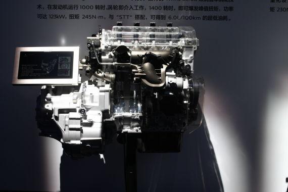 标致1.6THP涡轮增压直喷发动机