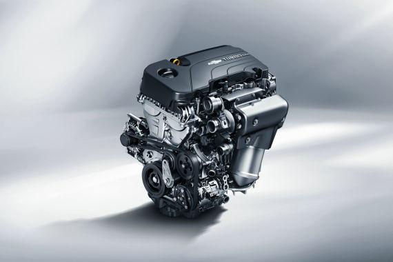 全新一代科鲁兹1.4T中置直喷涡轮增压发动机