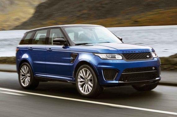 Range Rover Sport SVR 02