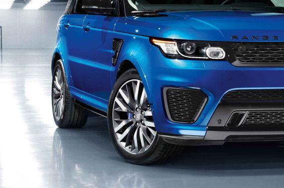 Range Rover Sport SVR 08
