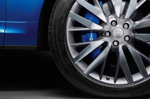 Range Rover Sport SVR 11