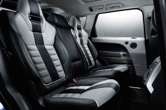 Range Rover Sport SVR 17