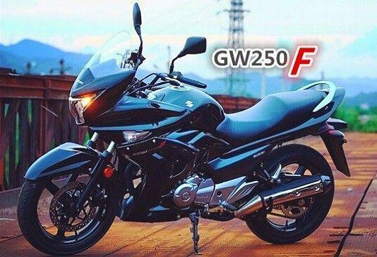 豪爵铃木发布新车型 GW250-F前瞻