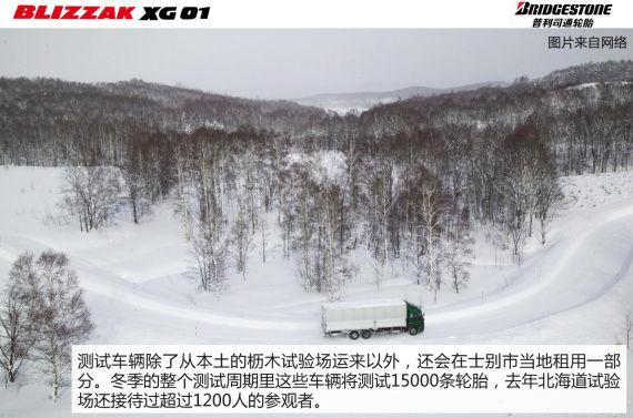 普利司通北海道试验场简介