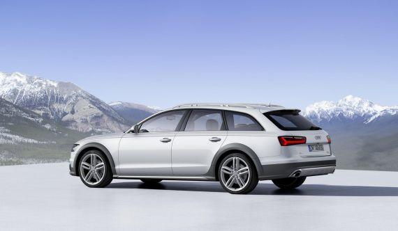 Audi A6 Allroad Quattro Facelift 05