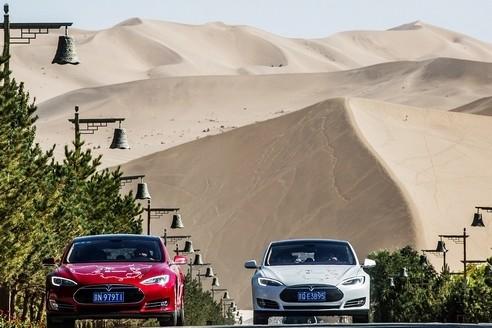 丝绸之路绿色延伸 特斯拉的充电桩拓展之旅