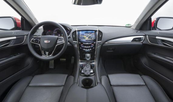 Cadillac ATS Coupe Euro-Spec 06