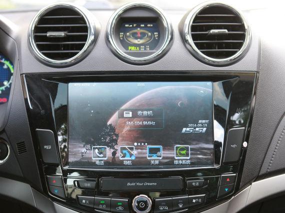 比亚迪S7量产版实拍图曝光 预计售价15万
