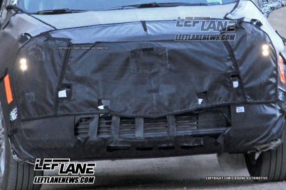 Cadillac XT5 Spy 07