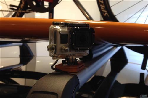 Photo Souvenir系统拥有4个GoPros照相机