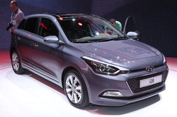 Hyundai i20 01