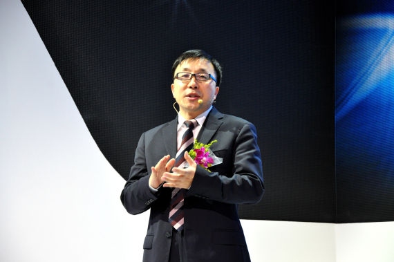 双龙汽车(上海)有限公司副总经理 王志宏