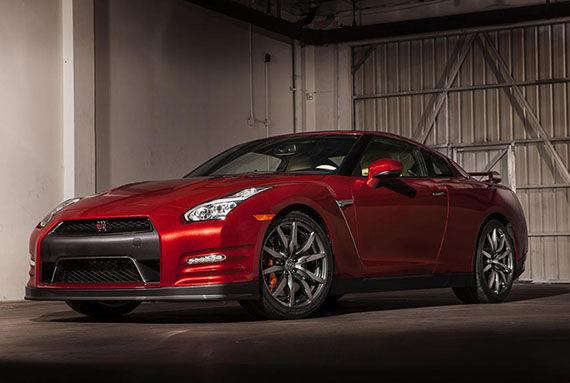 2015款日产GT-R