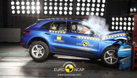 Porsche Macan EuroNCAP 02