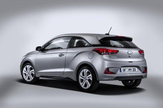 现代发布全新i20 Coupe 将于明年上市