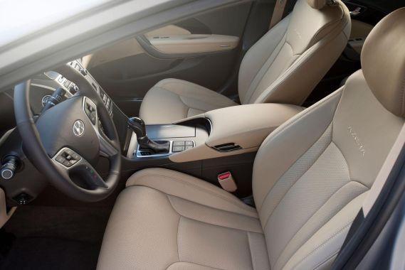 Hyundai Azera Facelift 08