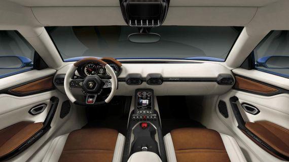 Lamborghini Asterion concept 04