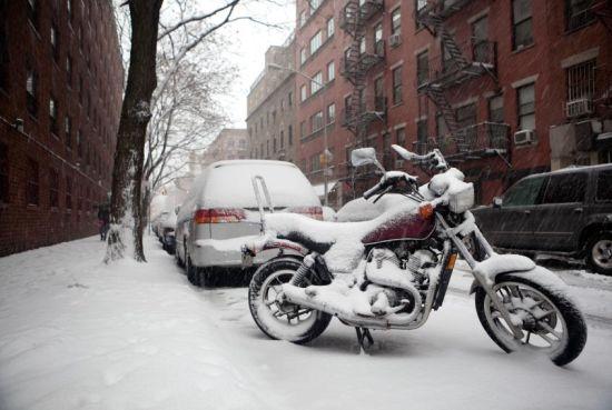 冬季用车:摩托车冬季使用维护八大要点