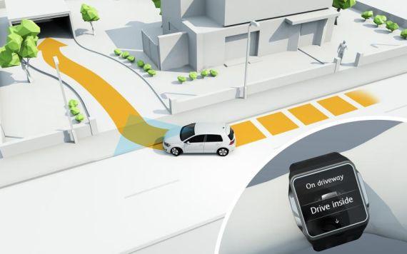 Volkswagen Connected Golf Concept 07
