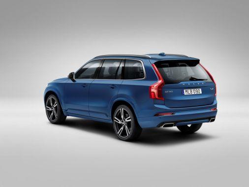 Volvo XC90 R-Design 10
